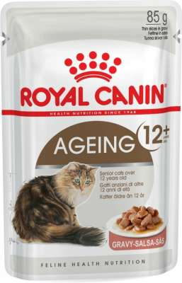 Royal Canin Feline Health Nutrition Ageing +12 i Saus 85 g