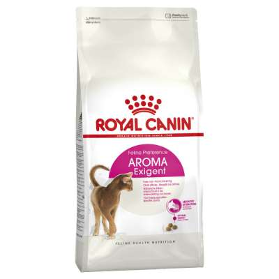 Royal Canin Feline Health Nutrition Exigent 33 Aromatic Attraction 400 g, 4 kg, 2 kg, 10 kg