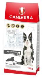 Canivera Mature & Senior All Breeds Agneau et Riz  14 kg