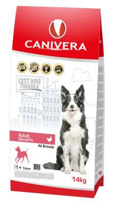 Canivera Adult Slim & Fit All Breeds with Chicken  3 kg, 14 kg