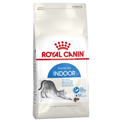 Royal Canin Feline Health Nutrition Indoor 27 400 g, 4 kg, 2 kg, 10 kg