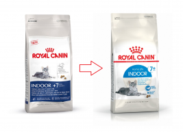 Royal Canin Feline Health Nutrition Indoor 7+  400 g