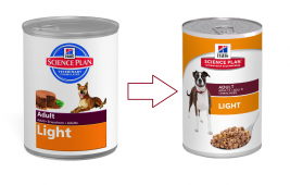 Hill's Science Plan Canine Adult Light 370 g