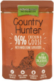 Country Hunter Chicken & Goose  85 g da Natures Menu comprare on line