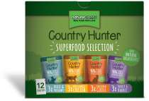 Natures Menu Country Hunter Multipack Superfood Selection