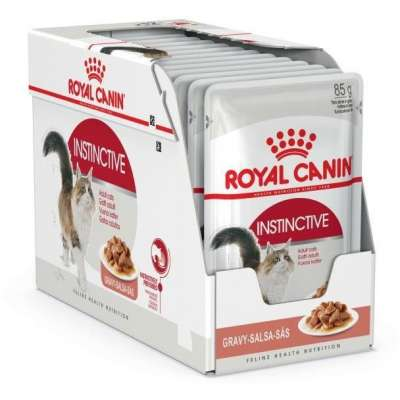 Royal Canin Feline Health Nutrition Multipack Instinctive v Omáčce 12x85 g