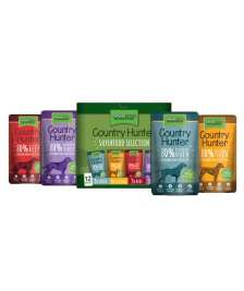 Country Hunter Multipack Superfood Selection 12x150 g von Natures Menu EAN 5027530003627
