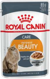 Royal Canin Feline Health Nutrition Intense Beauty σε Σάλτσα 85 g