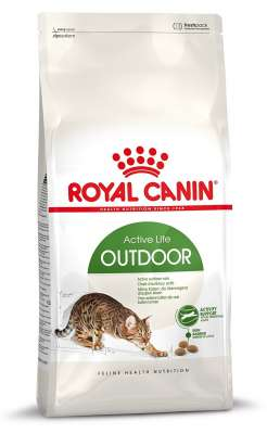 Royal Canin Feline Health Nutrition Active Life Outdoor 400 g, 4 kg, 2 kg, 10 kg