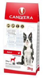 Canivera Adult Large Breed mit Huhn 3 kg