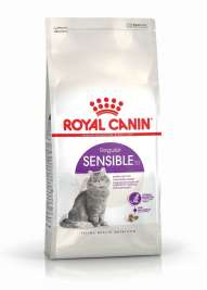 Royal Canin Feline Health Nutrition Regular Sensible 33 400 g Butikk på nett
