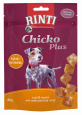 Rinti Extra Chicko Plus Cheese Cubes  80 g by Rinti