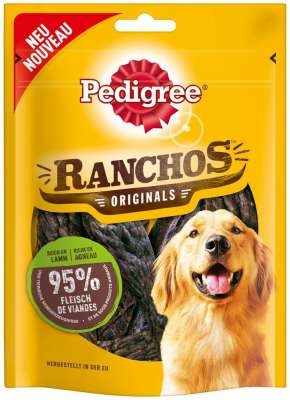 Pedigree Ranchos Originals with Lamb Karitsaa 70 g