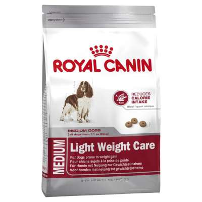 Royal Canin Size Health Nutrition Medium Light Weight Care  13 kg, 3.5 kg