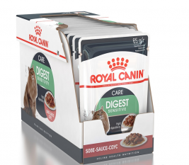 Royal Canin Feline Care Nutrition Multipack Digest Sensitive i Saus 12x85 g