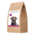Dog's Love Agnello con Patate dolci e Menta  2 kg