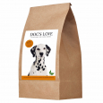 Dog's Love Tacchino con Patate dolci e Mirtilli rossi  2 kg