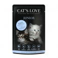 Junior Vitello puro Cat's Love 85 g