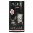 Cat's Love Junior Volaille 1 kg pas chères