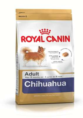Royal Canin Breed Health Nutrition Chihuahua Adult  500 g, 3 kg, 1.5 kg