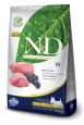 Farmina N&D Grain-Free Adult Mini mit Lamm und Heidelbeere  Online Shop