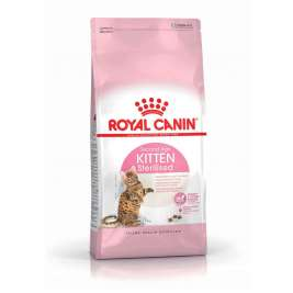 Royal Canin Feline Health Nutrition Kitten Sterilised  4 kg