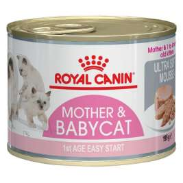 Feline Health Nutrition Mother & Babycat Ultrasoft Mousse 195 g av Royal Canin