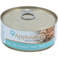 Natural Cat Food Thunfischfilet von Applaws 70 g