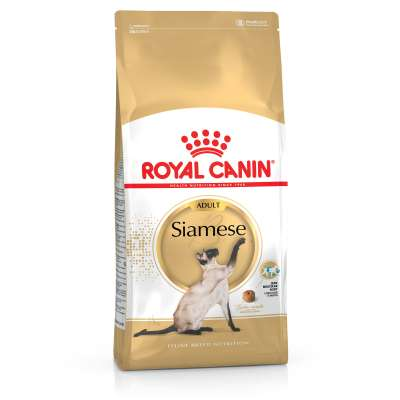 Royal Canin Feline Breed Nutrition Siamese Adult 400 g, 4 kg, 2 kg, 10 kg