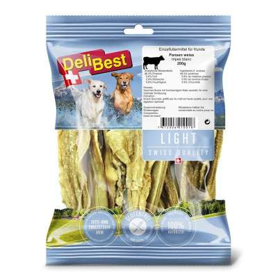 DeliBest Light Rinderpansen weiss 100 g