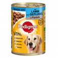 Pedigree Senior Lamb & Poultry in Pate 400 g