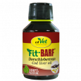 Fit-BARF Dorslevertraan  100 ml van cdVet