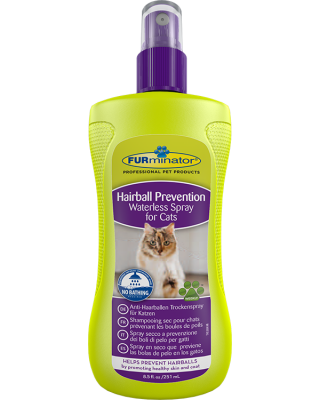 FURminator Waterless Hairball Prevention Spray 250 ml