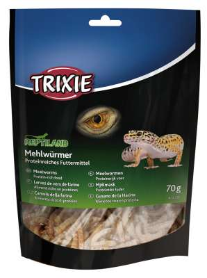 Trixie Meelwormen, gedroogde  70 g