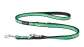 "Amiplay Adjustable Leash Joy, ""Green paws"" S Green paws  - pris"