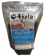 Training Treats fresh Fish & Potato  100 g Akela