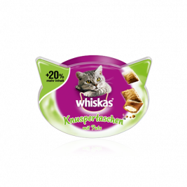 Snacks met Kalkoen Whiskas 5998749136775