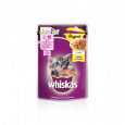 Whiskas Junior Ragout con Pollo in gelatina 85 g economico