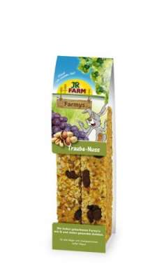 JR Farm Farmys Traube-Nuss  160 g