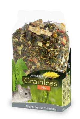 JR Farm Grainless Mix Chinchilla  650 g