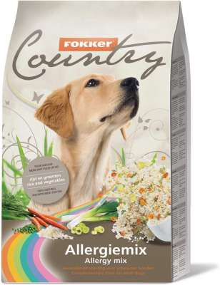 Fokker Country Allergie Mix  6 kg