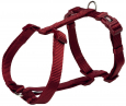 Trixie Premium H-Harness  Bordeaux
