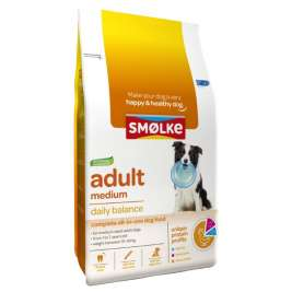 Smølke Adult Medium Daily Balance 3 kg