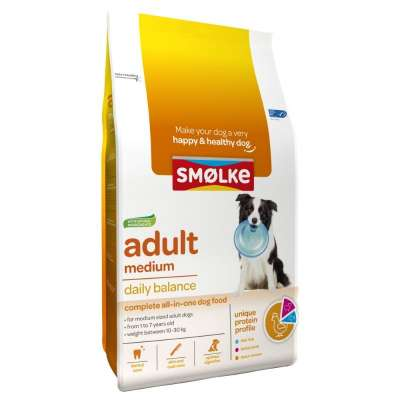 Smølke Adult Medium Daily Balance  3 kg, 12 kg