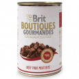 Boutiques Gourmandes Beef True Meat Bits Brit 400 g