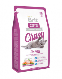 Brit Care Crazy I'm Kitten  2 kg