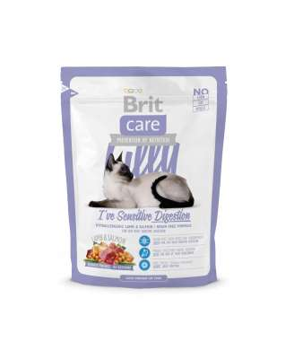 Brit Care Lilly I've Sensitive Digestion 7 kg, 400 g, 2 kg