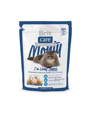 Brit Care Monty I'm Living Indoor 7 kg, 400 g, 2 kg