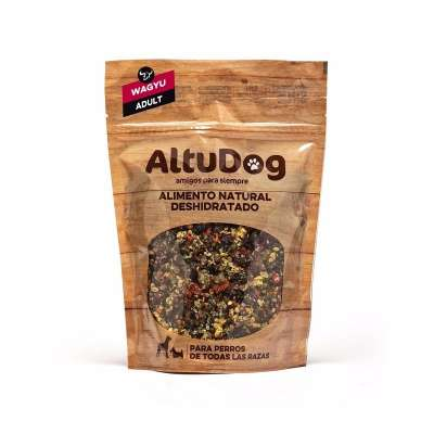 AltuDog Wagyu Menu for Adult Dogs  500 g, 250 g, 1 kg