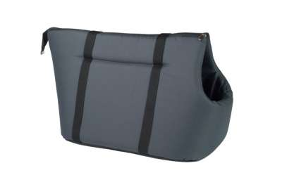 amiplay Sac de Transport Basic Gris foncé L